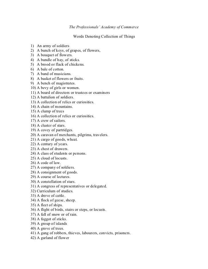 different topics of essays