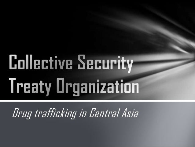 Drug trafficking in Central Asia