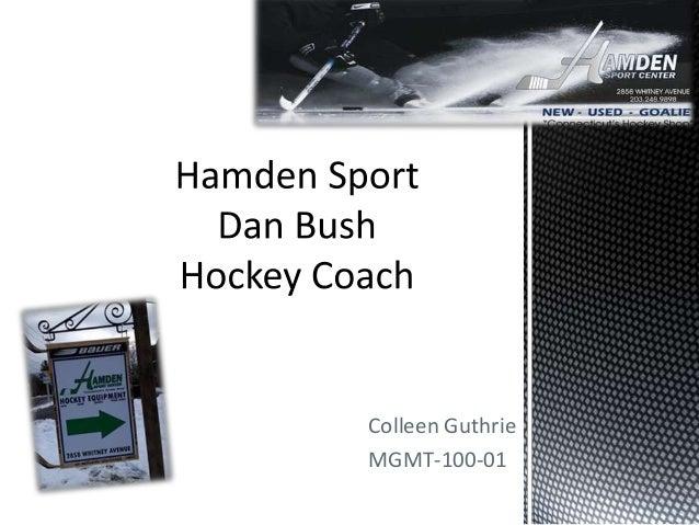 Colleen GuthrieMGMT-100-01