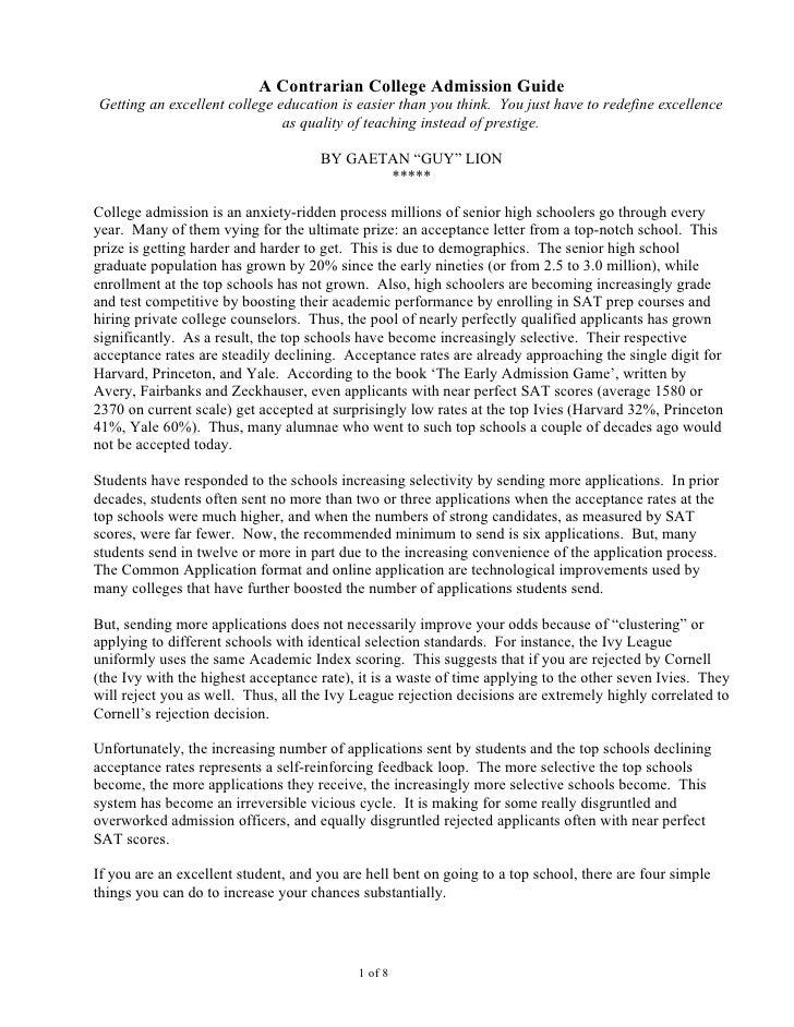 Buycollege acceptance essay topics