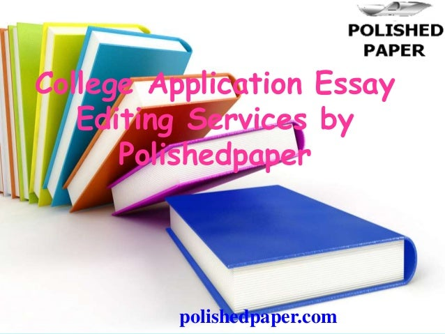 College admission essay proofreading