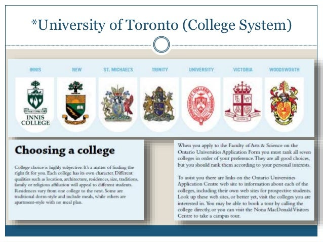 SO SCARED ABOUT MY UNIVERSITY OF TORONTO APPLICATION---HELP!?!?!?