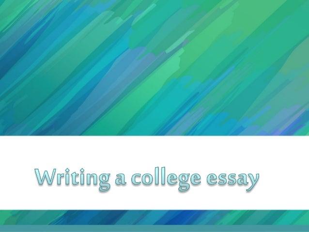 Essay setback