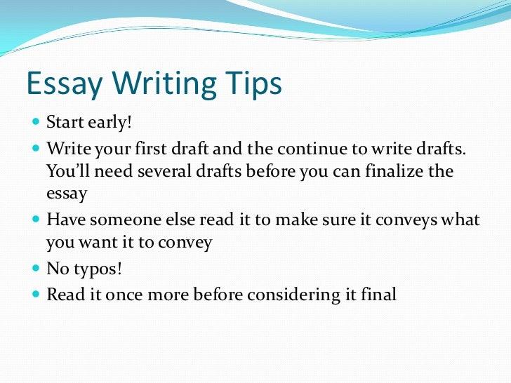 Help starting college essay