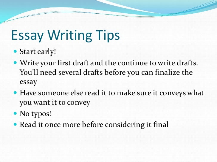 Essay-Writing Service