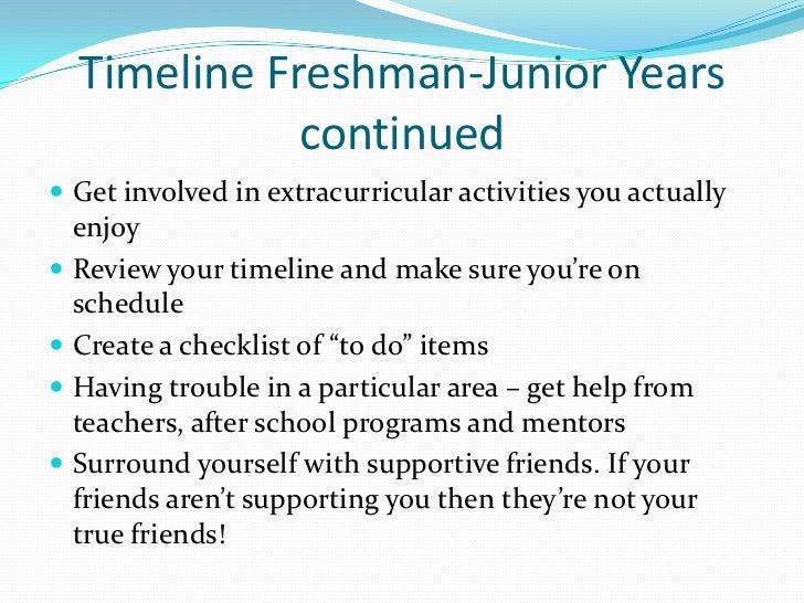 How to write a high school application essay junior