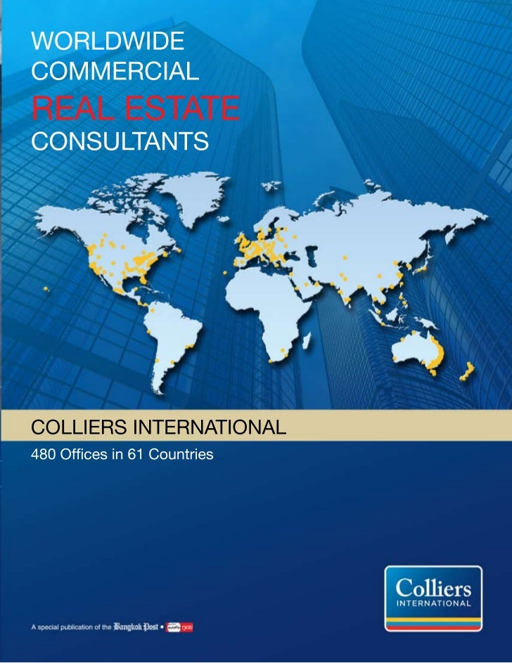 Colliers International Thailand - Real Estate Property Consultants