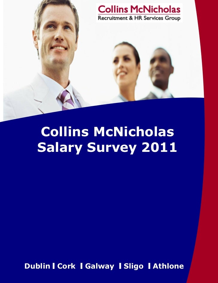 Collins McNicholas National Salary Survey 2011