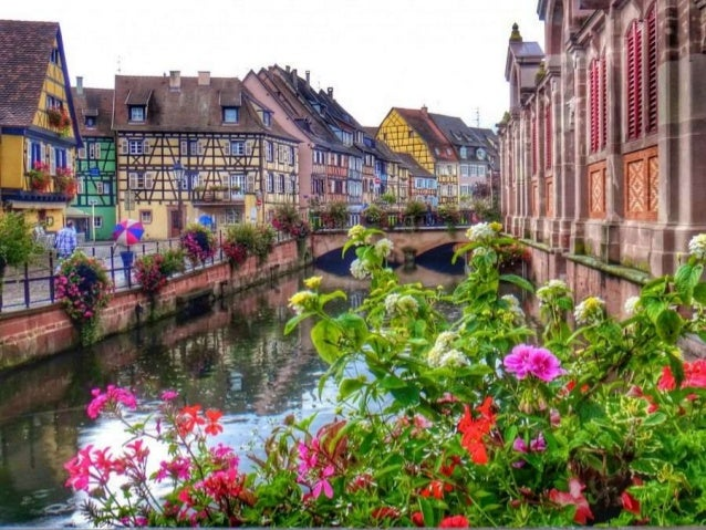 Colmar, the Most charming Town in France??