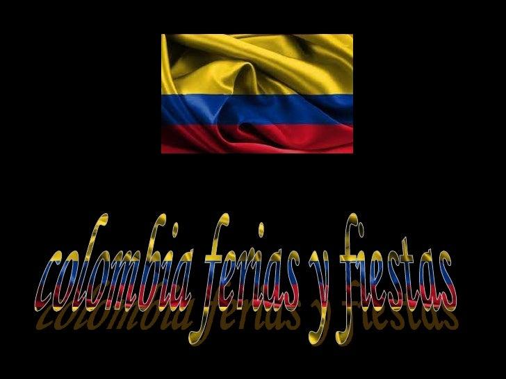 Colombia ferias ok