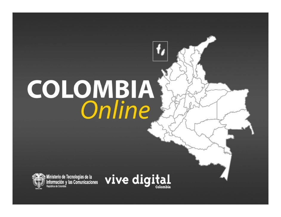 Colombia On line. Mayo 2012