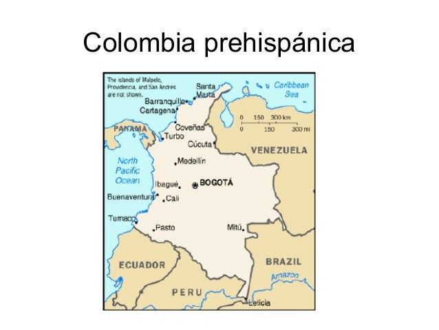 Colombia prehispánica