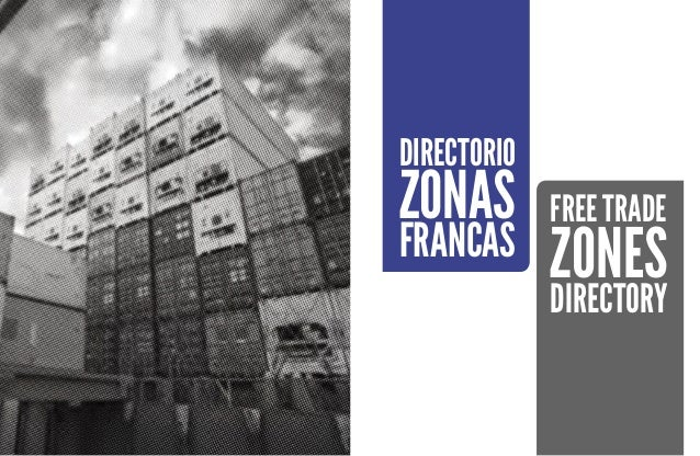 Colombia´s Permanent Free Trade Zones Directory - 2012