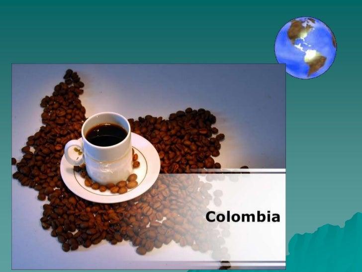 Colombia talk