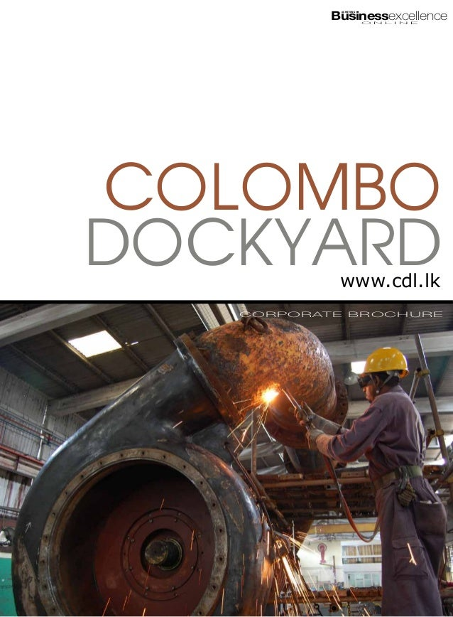 Businessexcellence                   ACHIEVING                               O N L I N EColomboDockyard          www.cdl.l...