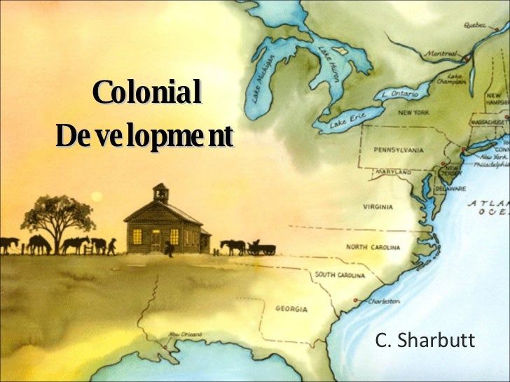 Colonial Development