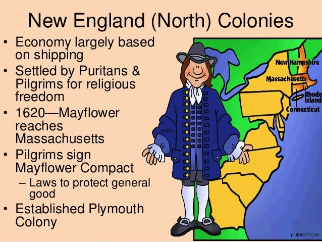 Colonies And Religion