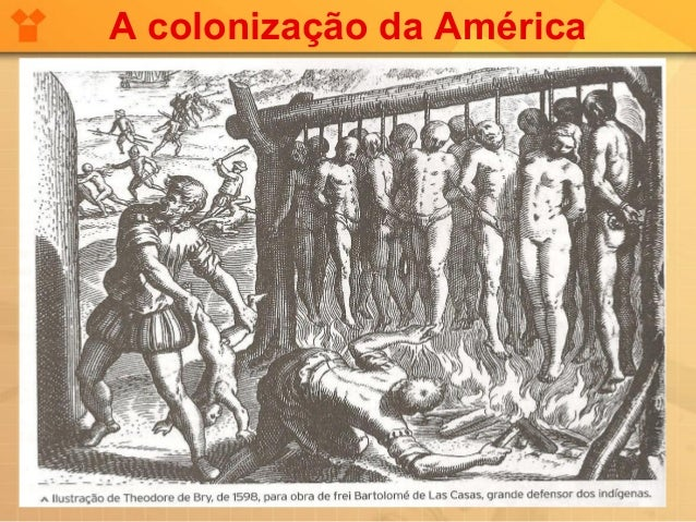 Colonizacao espanhola-america