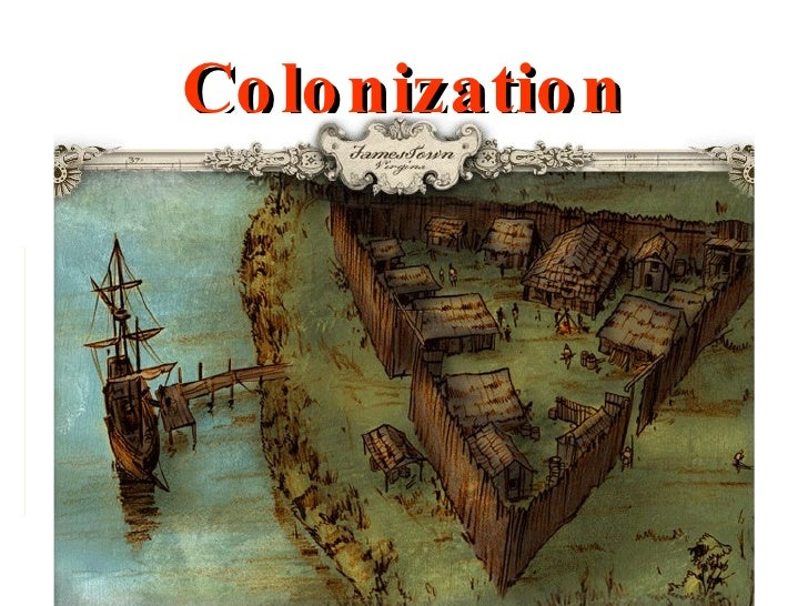 Colonization Notes