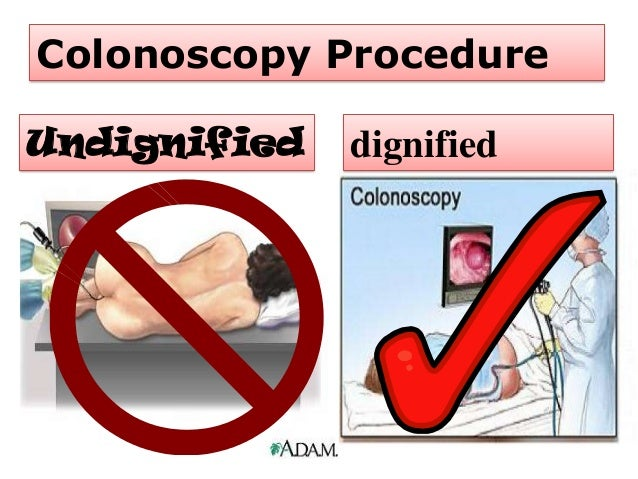 colonoscopy procedure position significantly - photo #26