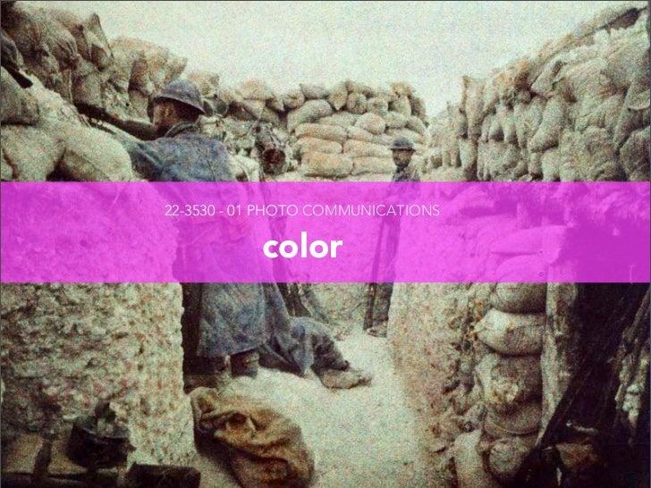 22-3530 - 01 PHOTO COMMUNICATIONS           color