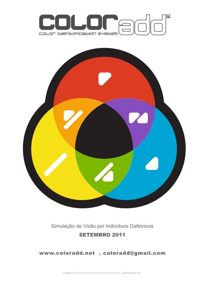ColorADD For the 2016 Olympics and Paralympics