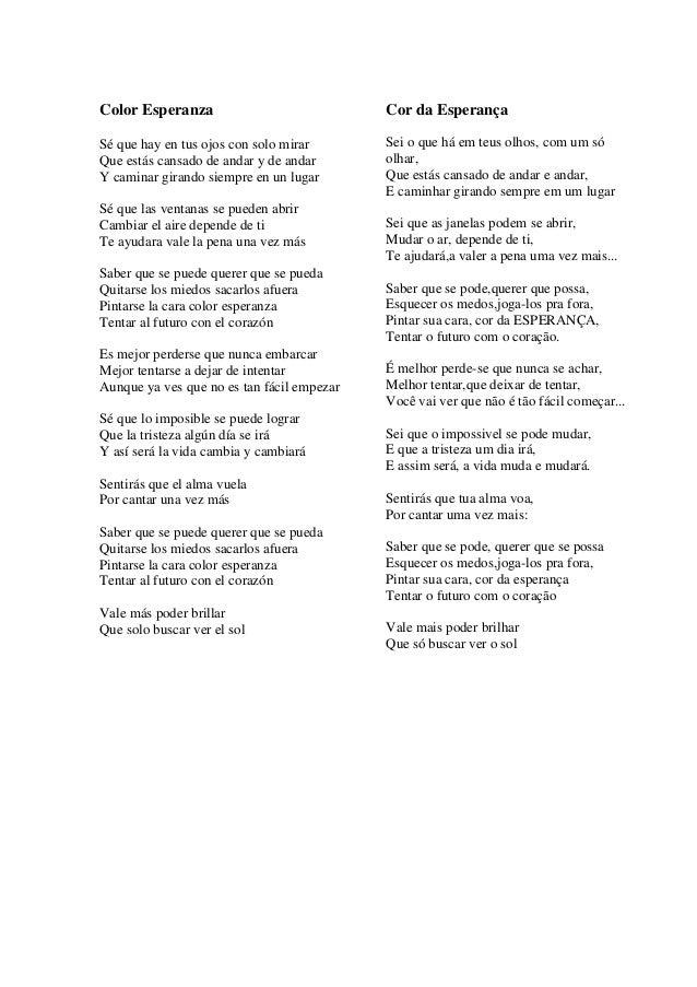 letra de canciones de diego torres:
