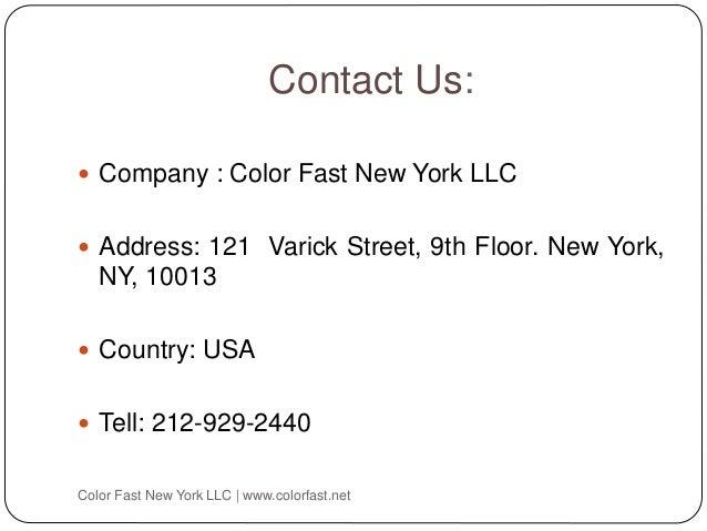 Image Gallery New York Adresses