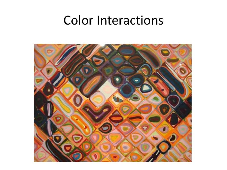 Color Interactions