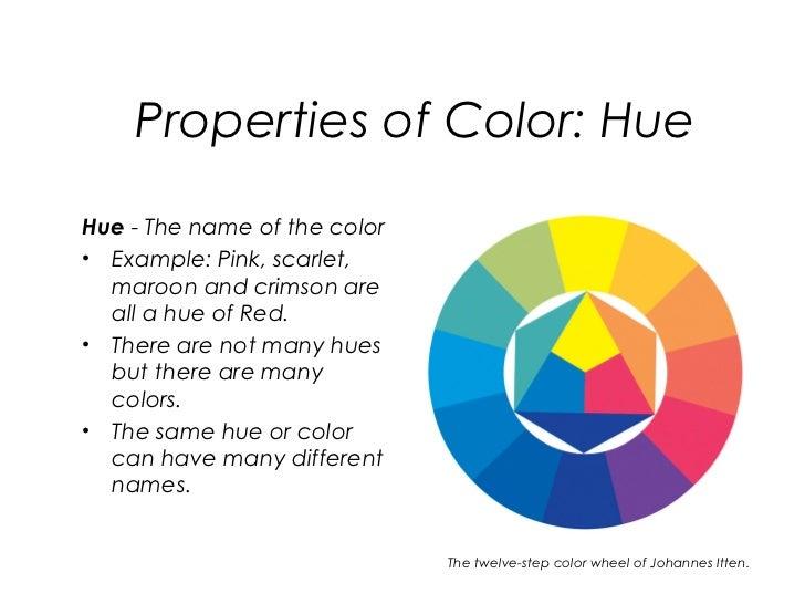 Color Review & Johannes Itten