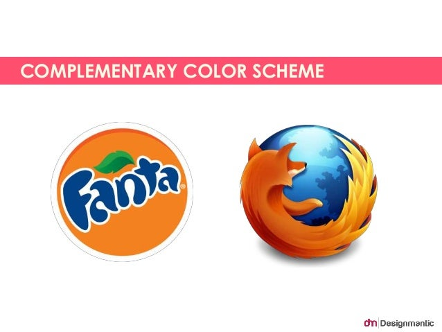 Complementary Colors Logos 15 Complementary Color