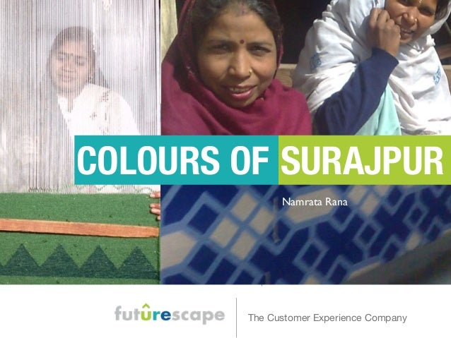 Colors of Surajpur