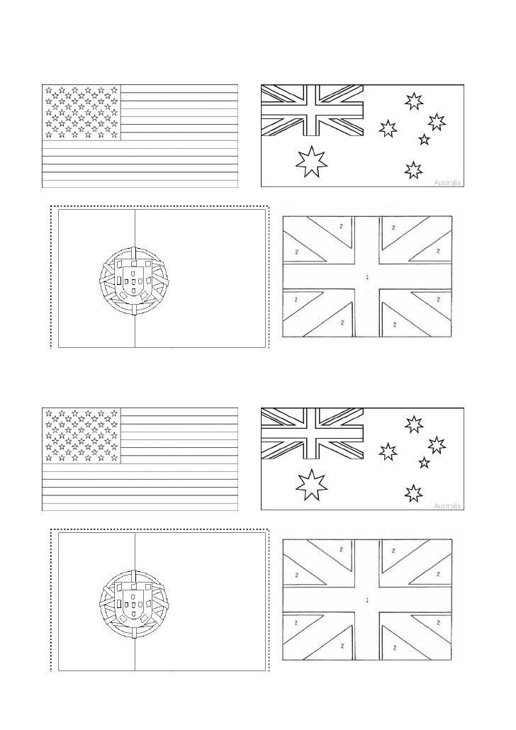 Colour Flags