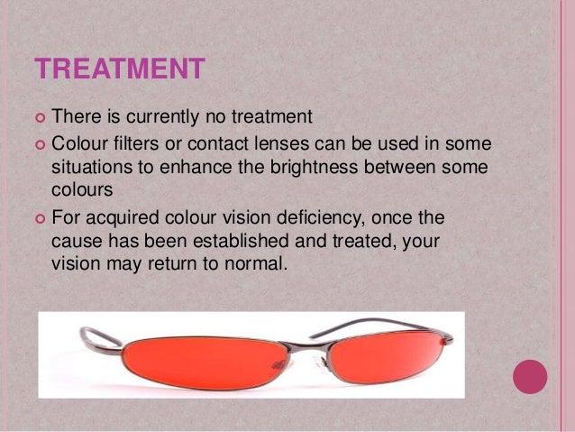 Colour Blindness Ppt By Meera Qaiser