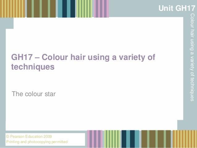 Colour Star Presentation