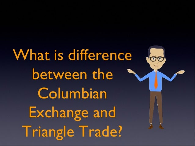 Trade an exchange
