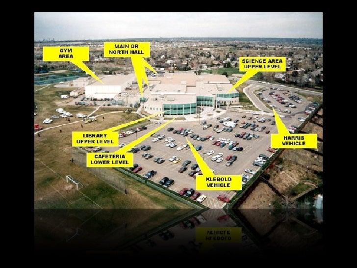 School bags for year 11 - Columbine Massacre