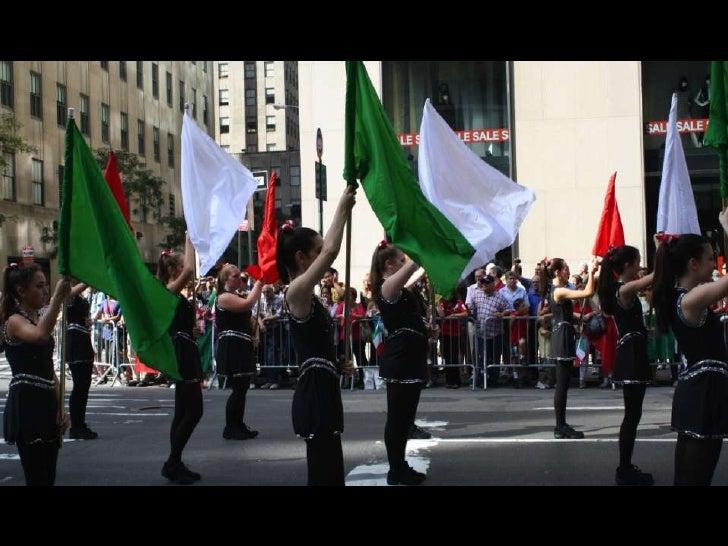 День Колумба парад