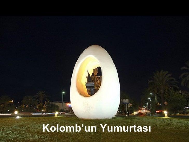 Kolomb'un Yumurtası