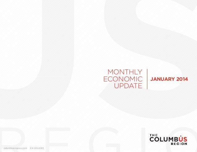 Monthly Economic Update | January 2014