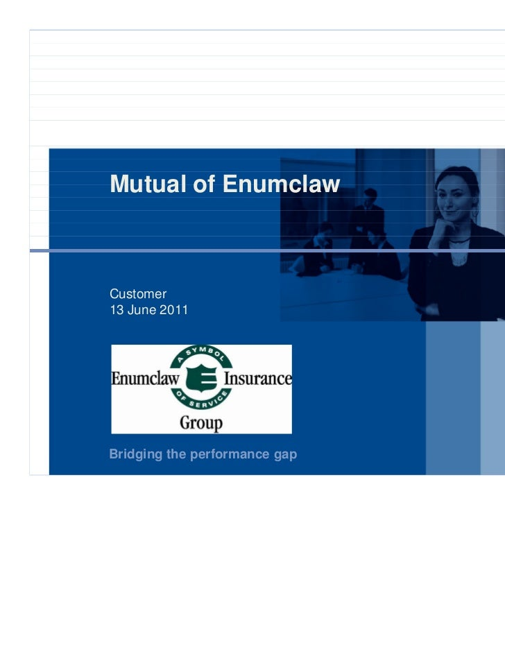 Column5 sap case study   mutual of enumclaw