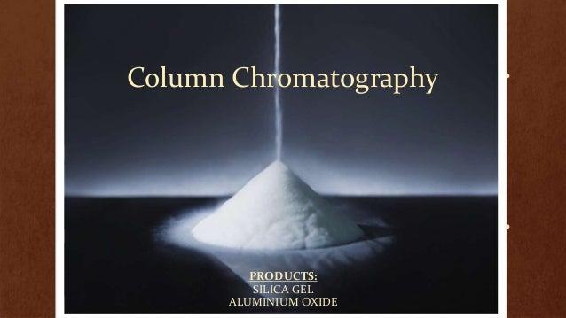 Silica Gel | Aluminium Oxide Column chroamtography