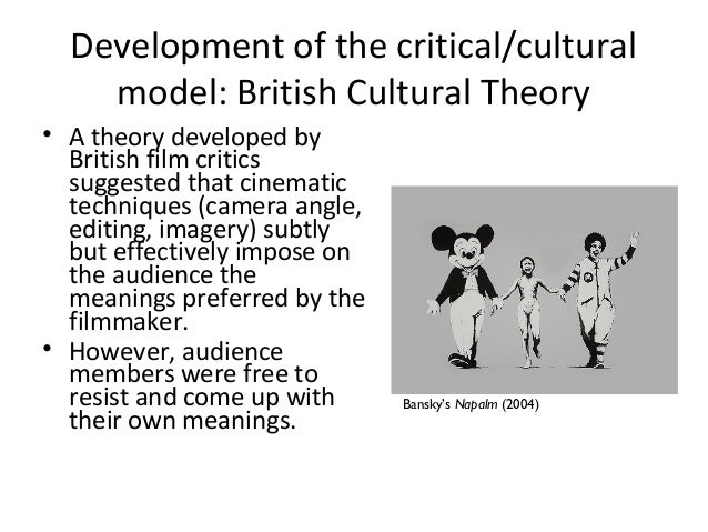 auteur theory as a relevant concept in the development of film theory and culture The concept of the film will be about  awards that this film has won the awards listed are relevant to the question  picture design and auteur theory,.