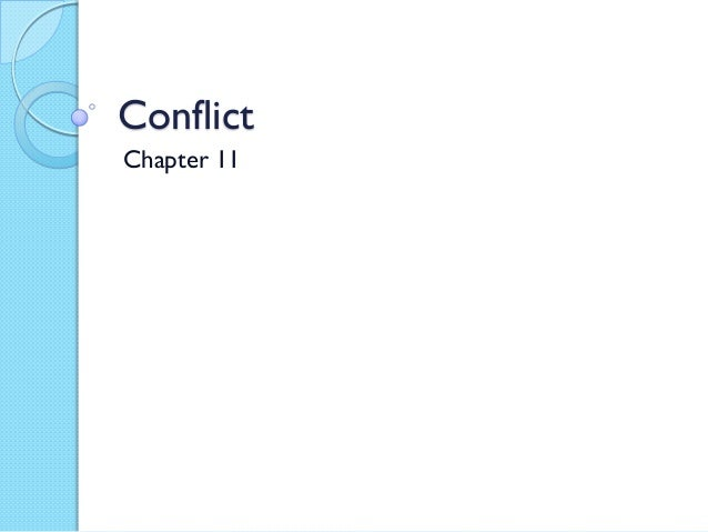 ConflictChapter 11