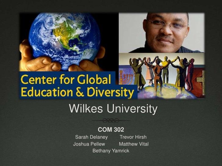 Com 302 global center final presentation