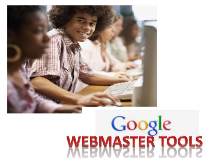 Com585 google webmstrtools