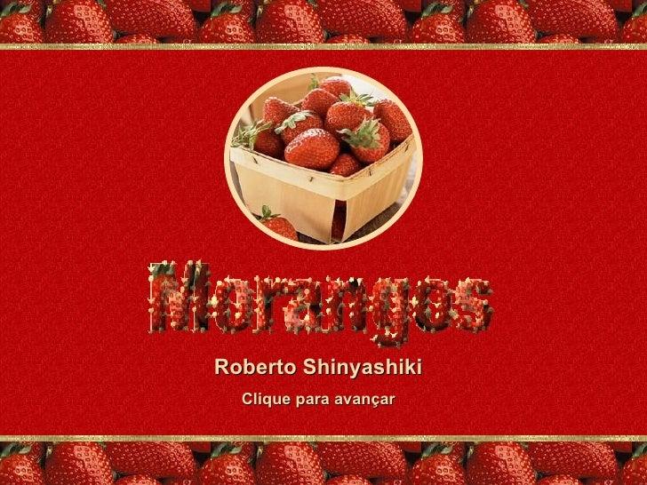 Coma os-morangos