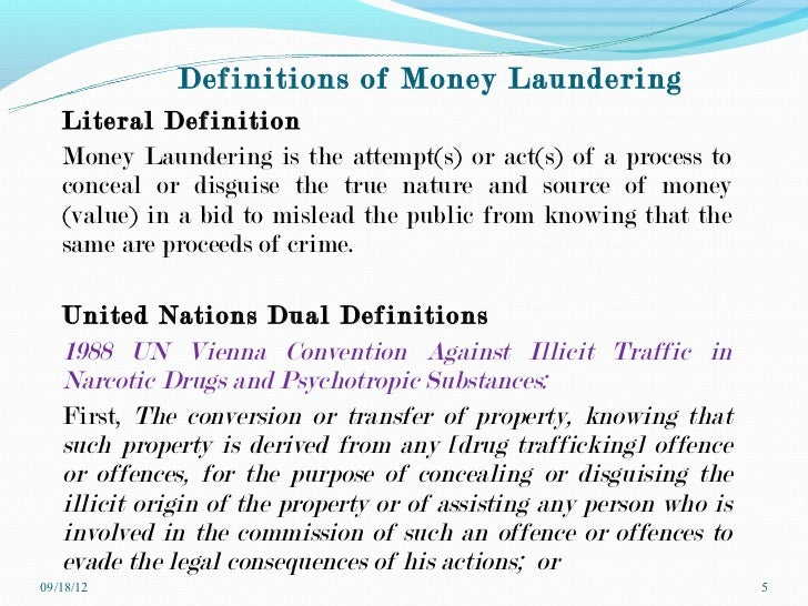 "money laundering and republic act no The anti-money laundering council (amlc) philippines is the government agency tasked to implement the provisions of republic act no 9160, also known as the ""anti-money laundering act of 2001"" (amla), as amended, and republic act no 10168, also known as the ""terrorism financing prevention and suppression act of 2012"" (tfpsa) it is the philippines' central anti-money laundering."