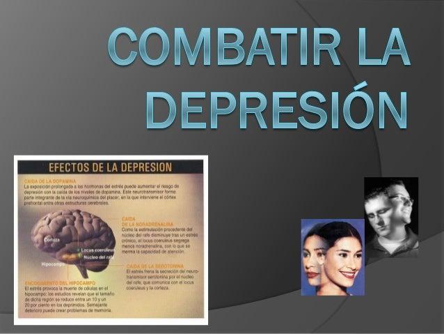 Muchos se preguntan cómo podemos hacer frente o combatir la depresión ya que a medida que los días pasan se crece el númer...