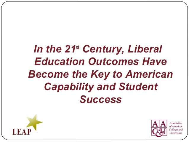What is Liberal Education?